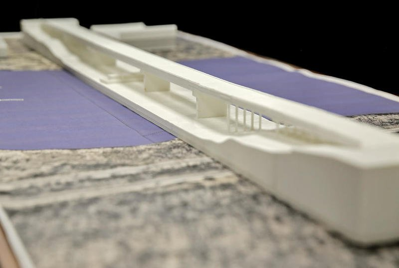 Houbolt Bridge Model