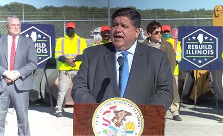Gov. Pritzker Announces Six-Year Plan for $1.2 Billion I-80 Corridor Improvement Projec
